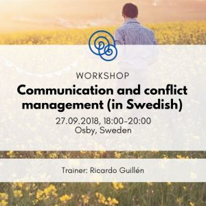 Time for Empathy International project Empathic Way Europe Communication and conflict management Ricardo Guillén