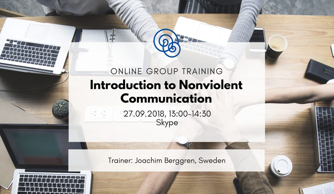 [In English] Introduction to Nonviolent Communication