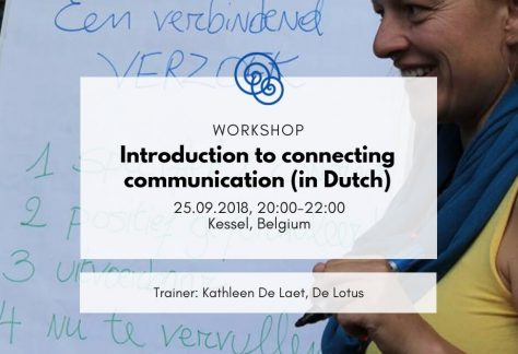Time for Empathy International project Empathic Way Europe Kathleen De Laet