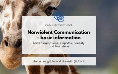 Nonviolent Communication – basic information