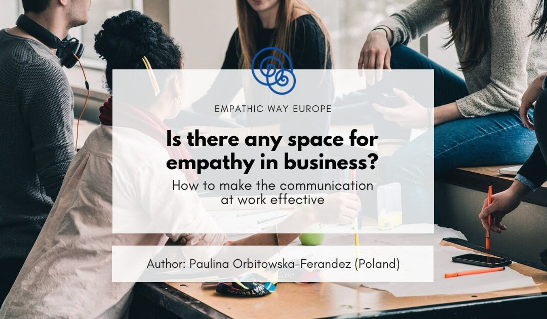 Is there any space for empathy in business?