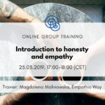 Introduction to honesty and empathy Time for Honesty Empathic Way Europe