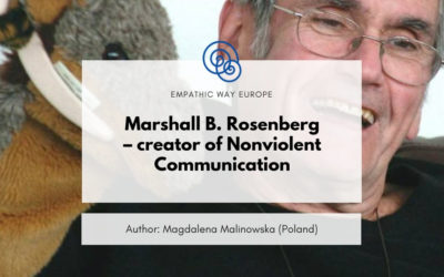 Marshall B. Rosenberg – creator of Nonviolent Communication