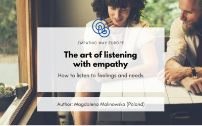The art of listening with empathy