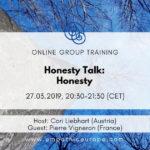Honesty Talk: Honesty Time for Honesty Empathic Way Europe