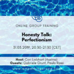 Honesty Talk: Perfectionism Time for Honesty Empathic Way Europe