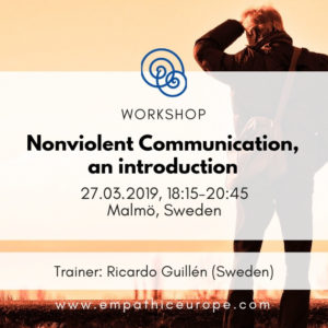 Ricardo Guillén Nonviolent Communication an introduction
