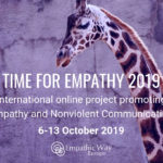 Time for Empathy International projects Empathic Way Europe Events