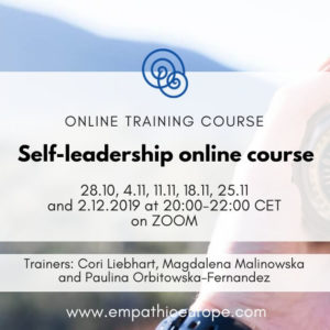 Self-leadership Online Course Empathic Way Europe