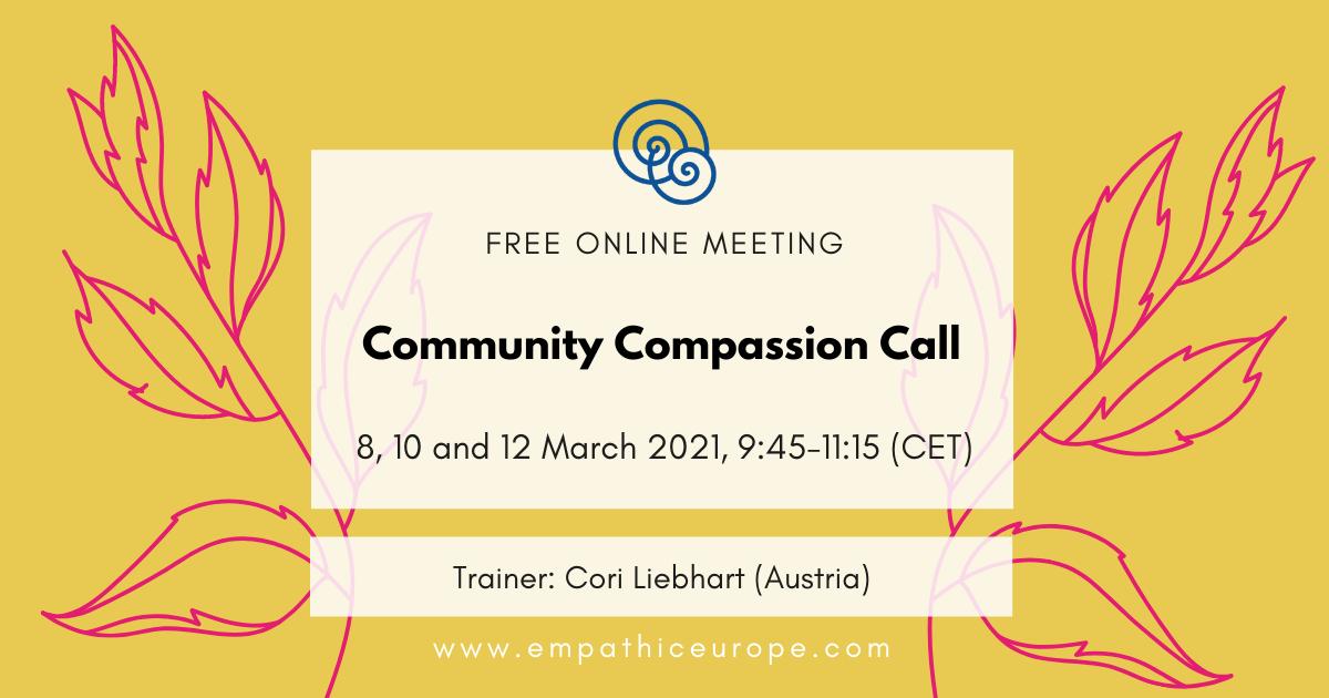 Community Compassion Call