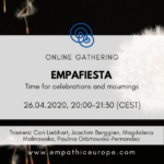 EMPAFIESTA Time for celebrations and mournings