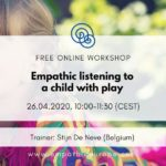 Empathic listening to a child with play