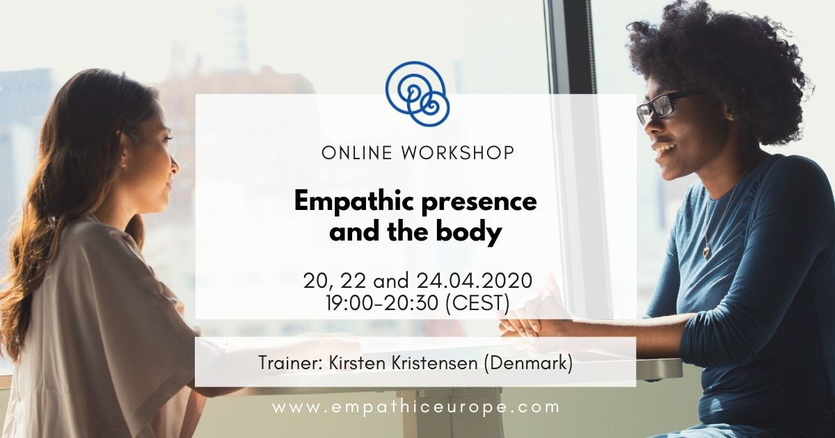 Empathic presence and the body