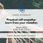Practical self-empathy Time for Empathy