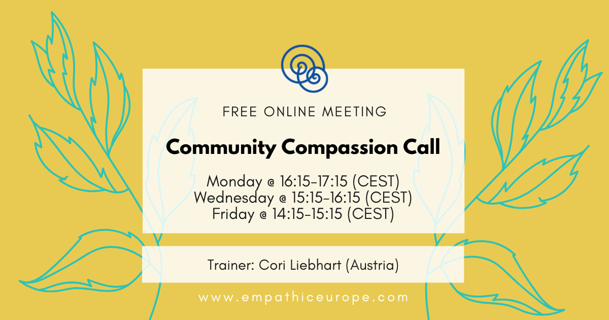 Community Compassion Call