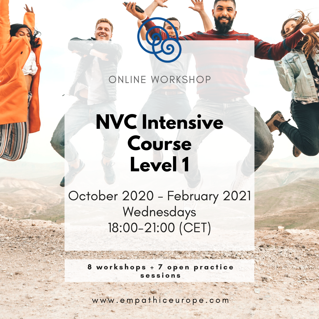 NVC Intensive Course. Level 1