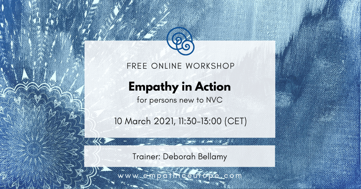 Empathy in Action Deborah Bellamy