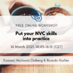 Put your NVC skills into practice Time for Empathy